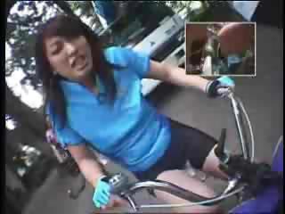 Riding Dildo-Bikes Scoria..